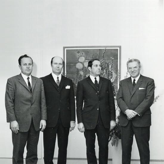Gründung Hanseatic Bank 1969
