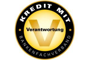 Hanseatic Bank Siegel für verantwortungsvolle Kreditvergabe