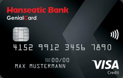 Kreditkarte Hanseatic Bank