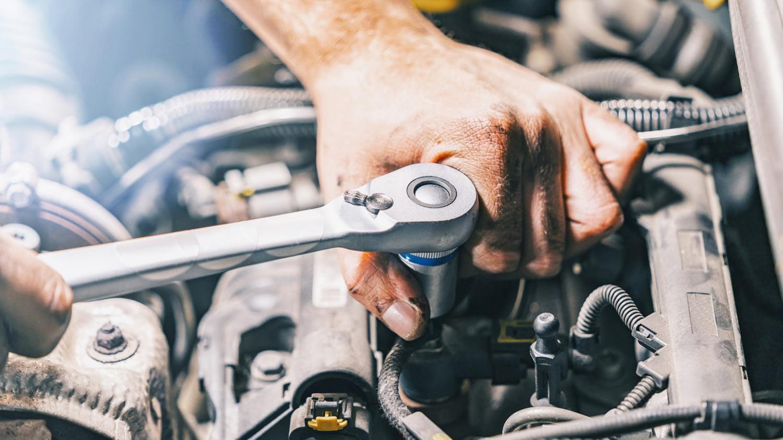 Fahrzeug finanzieren - Reparaturen